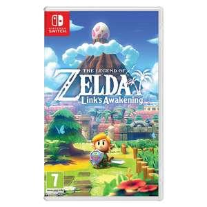 The Legend of Zelda: Link's Awakening [Nintendo Switch] - £34.99 @ MonsterShop