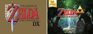 The Legend of Zelda: Link's Awakening DX (3DS) £2.69 with 30 Gold Points @ Nintendo.com / A Link Between Worlds £11.19 with 60 Gold Points