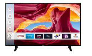 """Techwood 49AO9UHD 49"""" Smart 4K Ultra HD TV With Dolby Vision and Works With Alexa - £279 Delivered @ AO"""