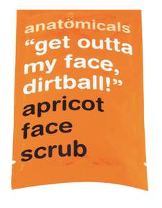 Anatomicals Apricot Beauty Face Mask/Scrub - £1.50 Delivered @ Harvey Nichols