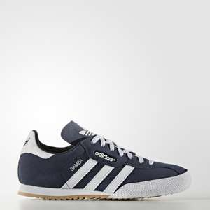 Adidas Samba Super Suede Adidas Shop £36.73 delivered with code