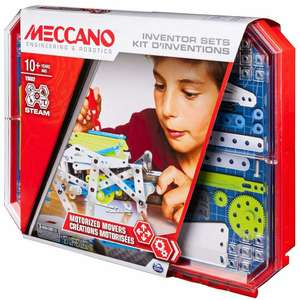 Meccano Motorised Movers - Set 5 £30 / £33.95 Delivered from Argos
