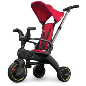 Doona Liki S1 Foldable Trike Red - Free @ Uber Kids (Misprice)