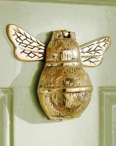 Solid Brass Bee Door Knocker £6.80 delivered @ House Of Bath