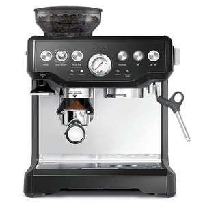 Sage Barista Express Bean to Cup Coffee Machine Including Milk Jug - Black £399.99 at Costco