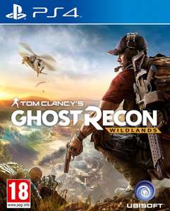 Tom Clancy's Ghost Recon Wildlands - free play weekend at Playstation Network