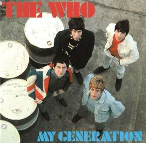 The Who - My Generation Vinyl £12.94 (With Code) delivered @ UMusic