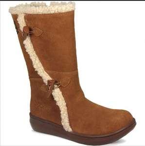 Rocket Dog Women's Slope Boots - Chestnut £47.99 at Master Shoe
