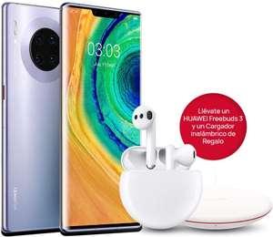 HUAWEI Mate30 Pro + Freebuds 3 + Wireless Charger Bundle £719.20 (£696.24 w fee free card) @ Amazon ES
