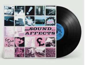 The Jam 'Sound Affects' vinyl album. 180g reissue with download codes £9.99 +£3.95 delivery @ Universal Music