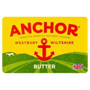 Anchor Butter 250g 2 for £3 at Morrisons Instore/Online