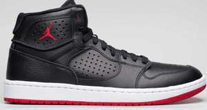 Men's Nike Jordan Access Black and Red £44 delivered @ DW Sports