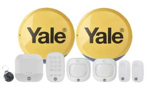 Yale Sync Smart Home Alarm Family Kit Plus - IA-330 at Safe for £303.05