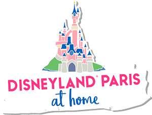 Free Disneyland Paris backgrounds, recipes, games & printables