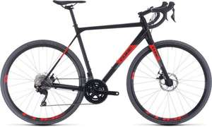 Cube Cross Race 2020 Cyclocross Road Bike 105 groupset, disc brakes, Schwalbe tyres £999 @ Tredz