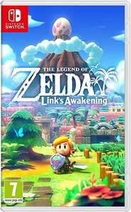 The Legend of Zelda: Link's Awakening (Nintendo Switch) for £34.03 delivered @ Currys / eBay