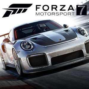 Forza Motorsport 7 (Win10/Xbox One) £14.99 @ Microsoft