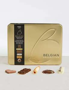M&S Belgian biscuit selection (400g) - Coventry Ricoh £3 @ M&S