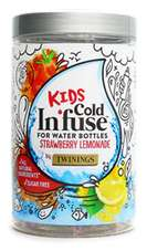 Kids Cold Infuse - Blackcurrant & Apple or Mango & Oragnise -12 Infusers - £1 @ Twinings (£4.95 Delivery)