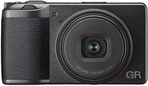 RICOH GR III Compact Camera 24 MP APS-C Sensor 28 mm F2.8 GR Lens at Amazon for £699
