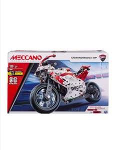 Meccano Ducati Moto GP Bike £ 22.50 + delivery @ Argos
