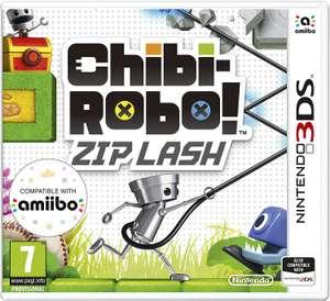 Chibi-Robo! Zip Lash (Nintendo 3DS) £4.99 (Prime) / £7.98 (Non-Prime) Delivered @ Amazon