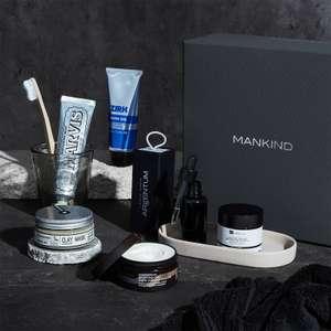 Mankind male grooming kit £37.50 @ Mankind
