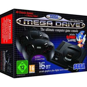 SEGA Mega Drive Mini - £48.95 @ The Game Collection