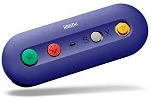 8Bitdo Wireless Adapter for Nintendo Switch (Works with Wired GameCube & Classic Edition Controllers) £10.91 (+ £2.99 NP) @ Amazon