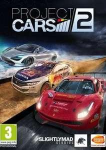 Project Cars 2 PC £5.99 at CDKeys