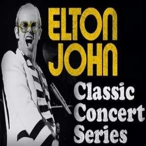 Free - Elton John: Classic Concert Series via YouTube