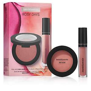 40% Off Summer Sale with Gift Sets from £10.00 + Free Delivery @ bareMinerals