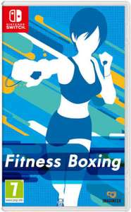 Fitness Boxing Switch game Nintendo Switch - £32.18 with code @ ShopTo / eBay