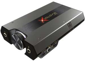 Refurbished Sound BlasterX G6 7.1 HD Gaming DAC and External USB Sound Card (B-Stock) - £69.99 (+£4 delivery) @ Creative