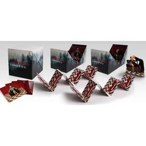 Twin Peaks From Z to A Collector's Edition Set - £57.19 delivered w/ Code at Zavvi