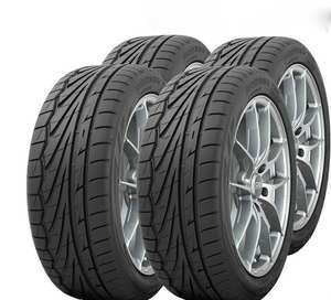 4 x Toyo TR1 195 50 15 82V Proxes High Performance Road Tyres + £25 Amazon voucher = £134.15 delivered @ Demon Tweeks