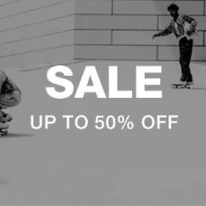 DC SHOES SALE - UP TO 50% OFF + 3 sale items = an extra 10% off. 4 sale items = an extra 20% off