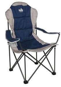 4 x RoyalPresident Outdoor/Camping Chairs £139.96 @ Camping World
