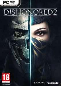 Dishonored 2 PC / Steam - £2.99 @ CDKeys