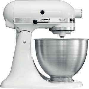 KitchenAid Mixer TILT-HEAD 4.3L Classic - £269.10 delivered with newsletter signup code @ KitchenAid Store