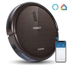 BOGOF - Ecovacs N79S Robot Vacuum, Hi-Suction, Self-Charge, Drop Snsr, Alexa+Google, HardFloor, LowPile Carpet,Pet Hair - £131.26 @ Gearbest