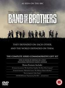 Band of Brothers (PreOwned DVD Set) £3.50 Delivered @ MusicMagpie