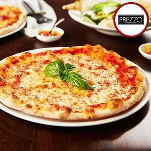 Prezzo 3 course meal for Two - from £10 Mon to Wed using 2 for 1 Tastecard / Meerkat offer & 50% Eat Out @ Prezzo
