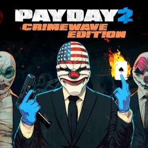 Payday 2: Crimewave Edition - £3.19 (PSPlus) / £3.99 (Non PSPlus) @ Playstation Network