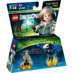 LEGO Dimensions 71257 Tina Goldstein Fun Pack - 2p @ Asda (Worcester)