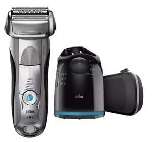 Braun Series 7 Wet and Dry Electric Shaver 7898cc £104.99 free click and collect at Argos