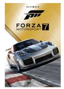 Forza motorsport 7 ultimate edition (Xbox One and PC) - £34.99 @ Microsoft Store