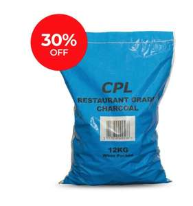 12KG Charcoal for £12.59 @ coals2u (£10 P&P)