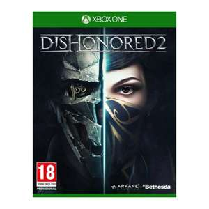 Dishonored 2 (Xbox One) £4.95 delivered at The Game Collection