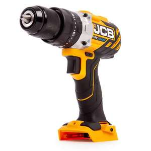 JCB 18BLCD-B 18V Brushless Combi Drill (Body Only) - £34.99 Delivered @ Toolstop